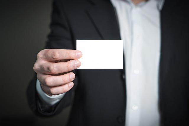 Tipps Für Die Gestaltung Von Visitenkarten Hamburgische Ag